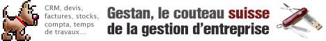 Gestan, le couteau suisse de la gestion d'entreprise